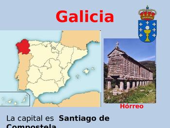 Las comunidades españolas