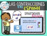 Las contracciones en español #TeachMoreSpanish