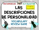 Las descripciones de personalidad game