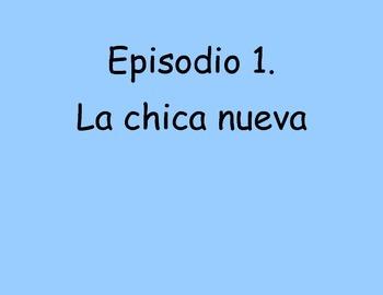 Spanish Level 1 Mini-Story - Dino Episodio 1