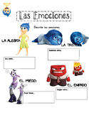 Las emociones. Adjectives of emotion