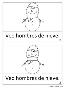 Las estaciones ~ Seasons Readers {Bilingual version}