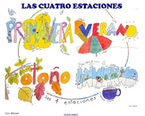 Las cuatro estaciones - Seasons in Spanish