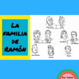 La familia/Family Lesson Bundle