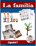 Las familias Zuñiga y Quezada