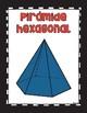 Las figuras geométricas 3D Vocabulario / 3D Shape Vocabulary Posters