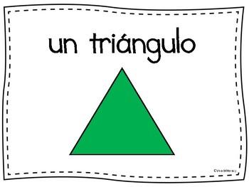 Las figuras geométricas (Shapes)