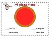 Las formas pizza!