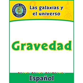 Las galaxias y el universo: Gravedad