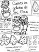 Christmas: Las galletas de Sra. Claus Spanish Counting Book