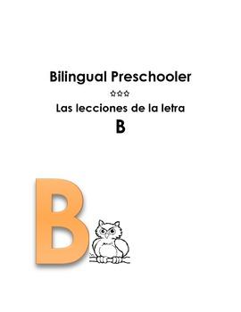 Las lecciones de la letra B