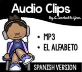 Las letras del alfabeto | Audio Files | Free