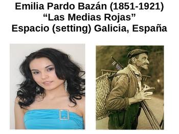 Las medias rojas por Emilia Pardo Bazán