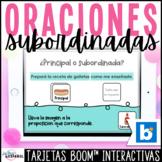 Las oraciones subordinadas | Spanish Complex Sentences Int