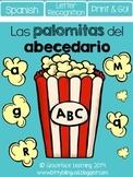 Las palomitas del abecedario - Spanish Letter Recognition