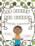 Las partes del cuerpo- Spanish Activities