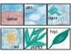 Las plantas Spanish science unit about plants