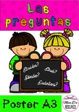 Las preguntas / Question words Spanish