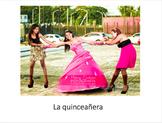 Las quinceañeras | Sweet 15 | Activities for any quinceañera unit!