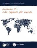 Las regiones del mundo - Conexion 4