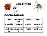 Las rimas de Es  Nochebuena- Rhymes from Nochebuena