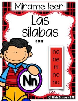 Las silabas con Nn