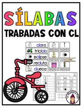 Sílabas trabadas-Cl