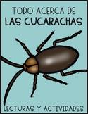 Las cucarachas / Cockroaches in Spanish