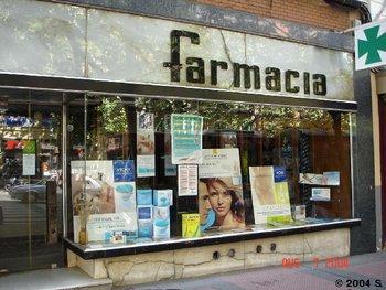 Las tiendas en Madrid