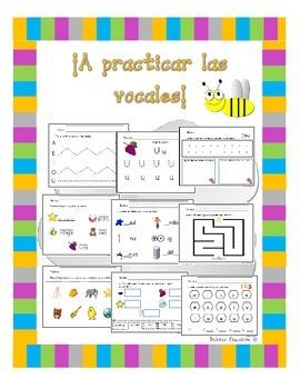 Las vocales   Vowels