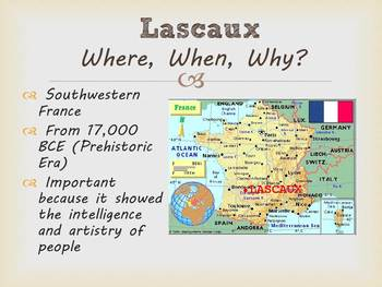Lascaux Cave Paintings PowerPoint