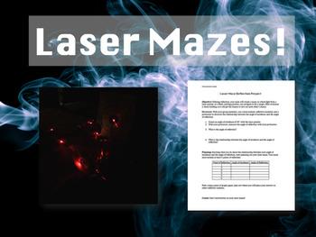 Laser Maze Reflection Project