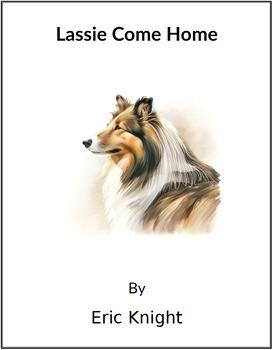 Lassie Come-Home - (Reed Novel Studies)
