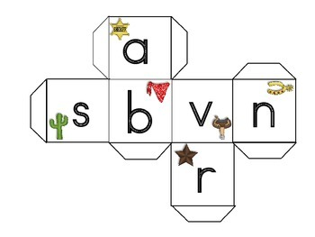 Alphabet Letters ~ Lasso the Letters