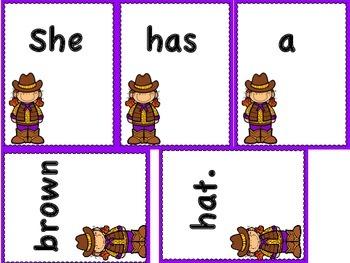 Lasso Up Some Sentences!