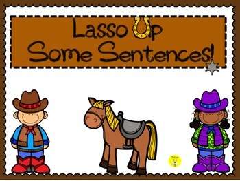 Lasso Up Some Sentences!