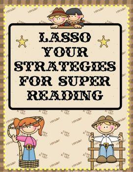 Lasso Your Reading Strategies