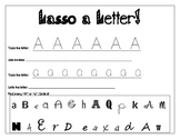 Lasso a Letter A-Z