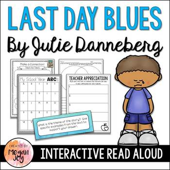 Last Day Blues - End of Year Activities