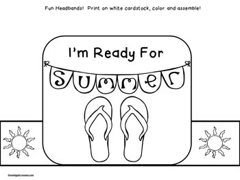 End of the Year Activities for First Grade
