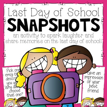 Last Day of School Snapshots {Reliving & Sharing Memories of the School Year}
