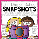 Last Day of School Snapshots {Reliving & Sharing Memories of the School Year}