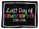 Last Day of School Printable Signs {EDITABLE}