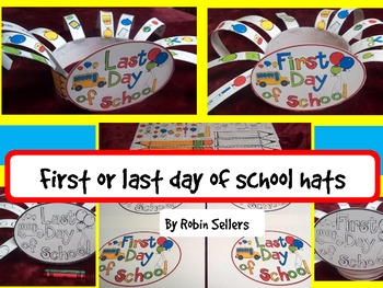 first day of preschool craft ideas last day of school or by robin sellers teachers 7725