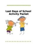 Last Days of School