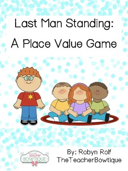 Last Man Standing Place Value
