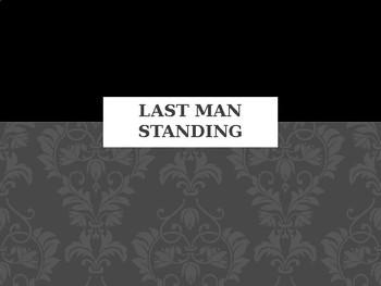 Last Man Standing Quadratics