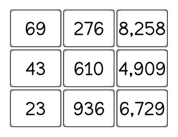 Last Mathematician Standing (Place Value Game)