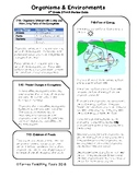5th Grade Science STAAR Review- Organisms & Environments S