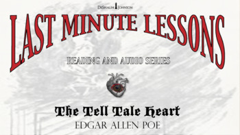 Last Minute Lessons: Read & Audio Series The Tell Tale Heart